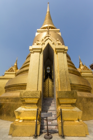 golden pagoda Editorial
