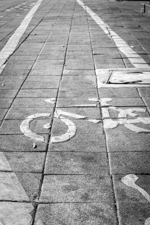Bicycle way