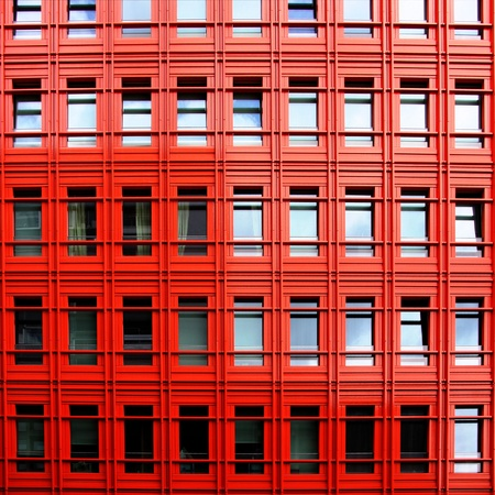 Tower Block Windows Stock Photo - 10255723