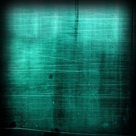 Metallic multicolour texture in blue, green and gold Stock Photo