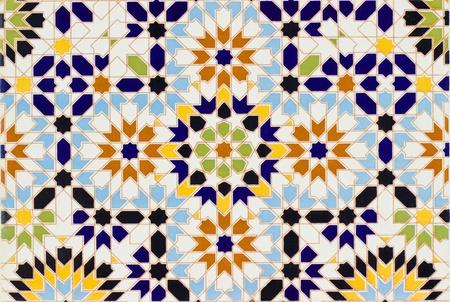 islamic art: oriental pattern