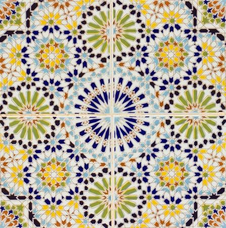 ethno: oriental pattern