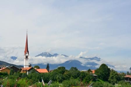 prodigious: Catholic church in Innsbruck, Tirol