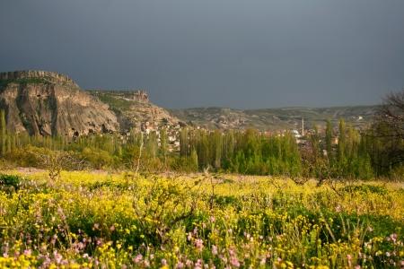 Beautiful Ihlara valley in Cappadocia, Turkey Stock Photo - 14516831