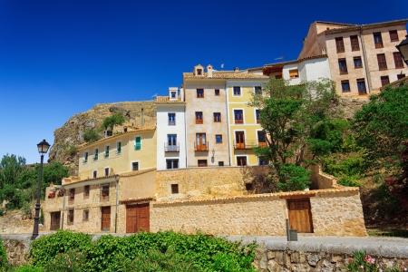 cuenca: beautiful view of Cuenca, Spain