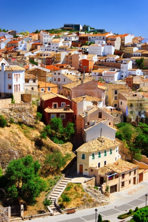Amazing view of Cuenca, Spain photo