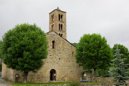 Church of Sant Climent de Taull in Vall de Boi  photo