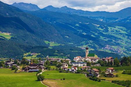 Fiè allo Sciliar - Small cute town in Trentino-Alto Adige (Sudtirol), Italy