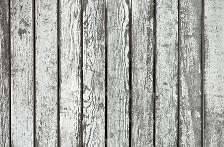 Weathered tavole di legno bianco