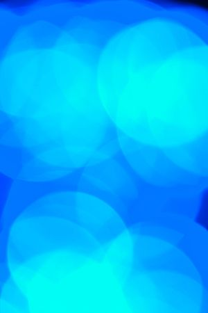Electric blue abstract background Stock Photo - 3739904