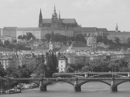 Prague Banco de Imagens - 63393350