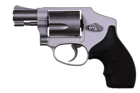 38 caliber: Modern ultra-light 5 shot titanium revolver in 38 caliber