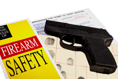 amendment: Pistol with Firearm Application and CCW Permit Fingerprint ID