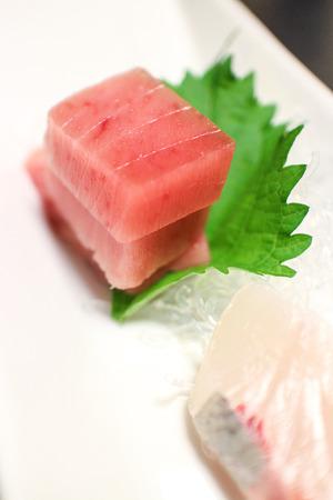 sake: Sashimi