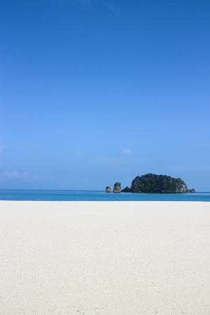 unexplored: Beach Stock Photo