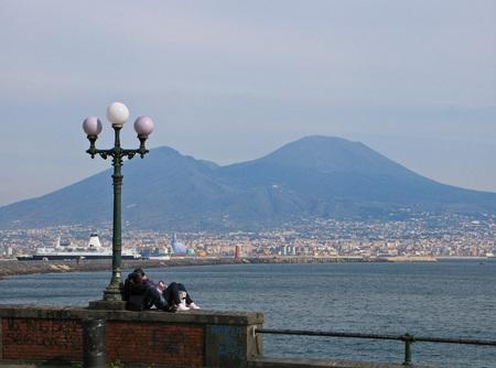 Naples 写真素材