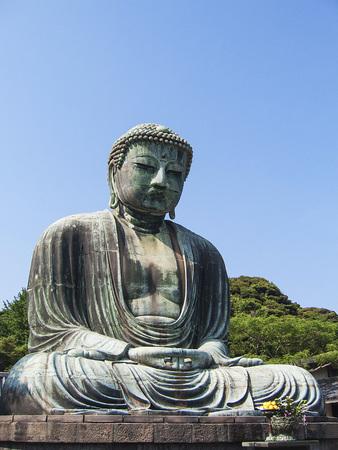 Great Buddha Stock Photo