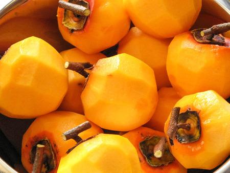 persimmon 写真素材
