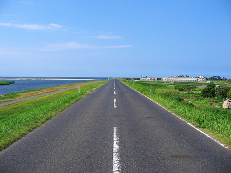道路 写真素材