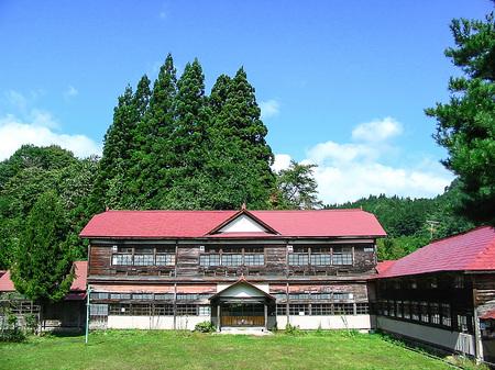 School building 写真素材