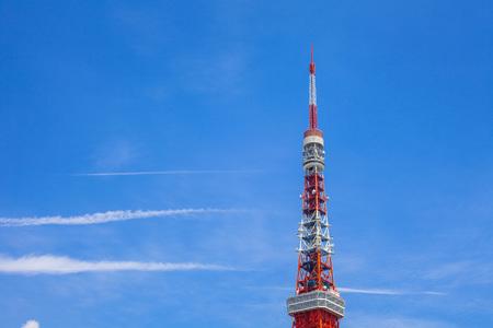 Tokyo Tower 写真素材