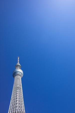 東京スカイツリー 写真素材 - 84961393