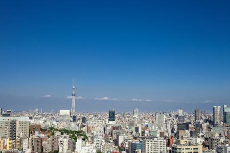 Tokyo Sky tree 写真素材