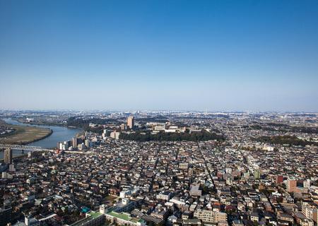 Urban landscape 写真素材