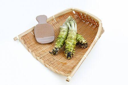wasabi 写真素材