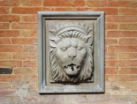 Lionshead fountain     Stock Photo