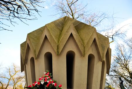 hereafter: Mausoleum in Pere Lachaise cemetery