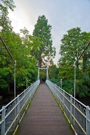 Bridge in Inverness Scotland