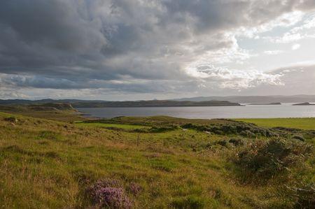 Isle of Skye, Scotland photo
