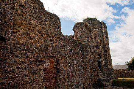 canterbury: Ch�teau de Canterbury en Angleterre de Canterbury