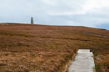 The American Monument on the Mull of Oa, Islay