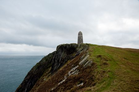 Mull: The American Monument on the Mull of Oa, Islay