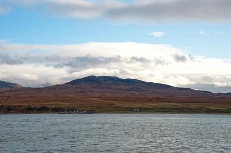 jura: Isle of Jura field Stock Photo