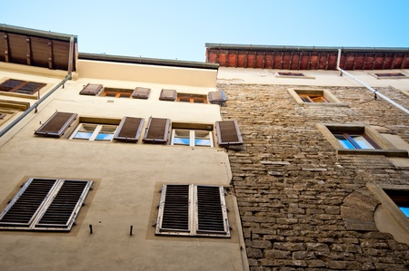 Building in Florence Italy