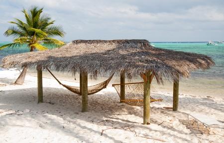 Beach on Little Cayman Island