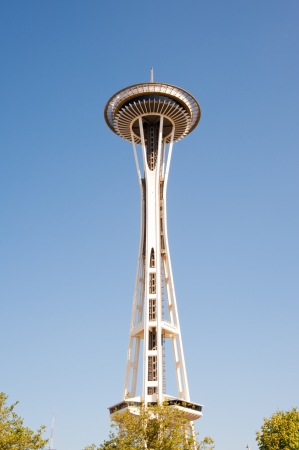 Space Needle, Seattle WA