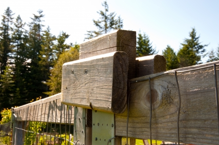 closure: Farm gate closure