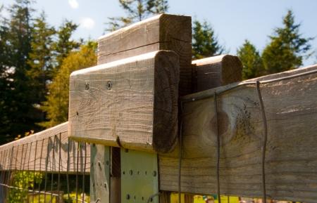 Farm gate closure