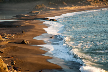 Coastline in Northern California