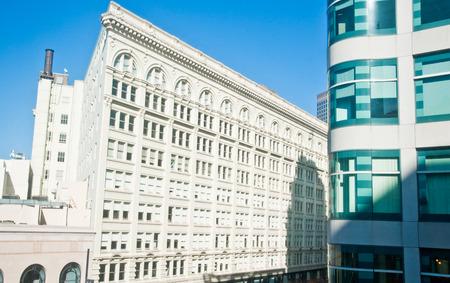 Exterior of buildings in San Francisco, CA