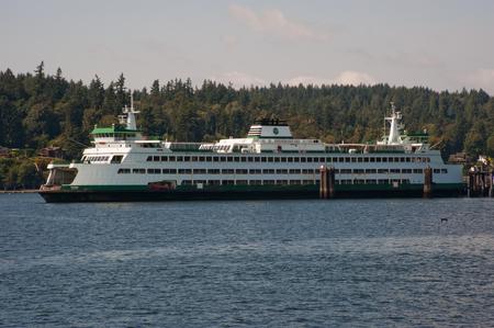 WA state ferry Editorial