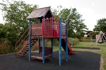 Children's play structure Standard-Bild