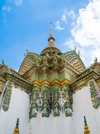 thialand: Wat pho temple in Thialand