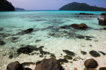 koh surin, thailand photo