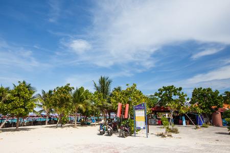 koh larn, pattaya, thailand-island destination near bangkok