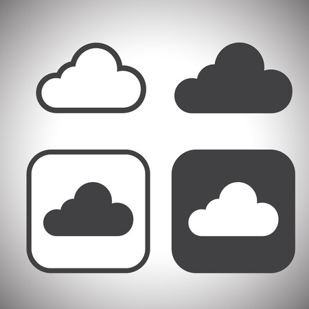imagines: cloud icon